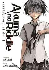 Akuma No Riddle Vol. 1:  Riddle Story of Devil