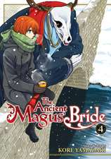 The Ancient Magus' Bride Vol. 4:  Riddle Story of Devil