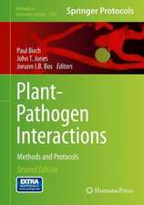 Plant-Pathogen Interactions: Methods and Protocols