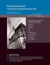 Plunkett's Real Estate & Construction Industry Almanac 2021