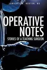 Operative Notes