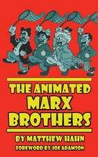 The Animated Marx Brothers (hardback)