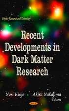 Recent Developments in Dark Matter Research