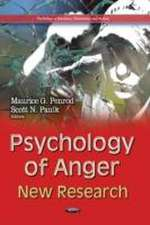 Psychology of Anger
