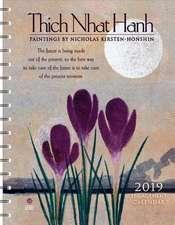 Thich Nhat Hanh 2019 Engagement Calendar