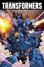 Transformers, Volume 8:  Helsinki