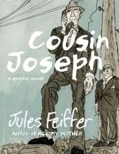 Cousin Joseph – A Graphic Novel