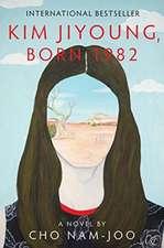 Kim Jiyoung, Born 1982 – A Novel