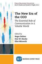 The New Era of the Cco
