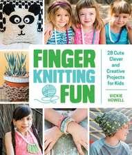Finger Knitting Fun