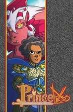 Princeless Book 1: Deluxe Edition Hardcover