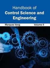 Handbook of Control Science and Engineering