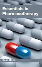 Essentials in Pharmacotherapy