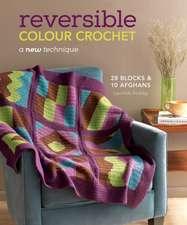 Reversible Colour Crochet