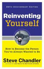 Reinventing Yourself, 20th Anniversary Edition