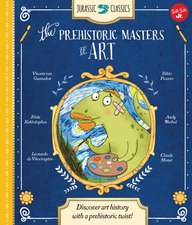 Jurassic Classics:  Discover Art History with a Prehistoric Twist!