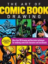Art of Comic Book Drawing
