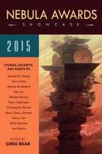 Nebula Awards Showcase 2015:  A Cal Henderson Novel