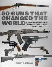50 Guns That Changed the World: Iconic Firearms That Altered the Course of History