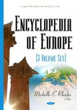 Encyclopedia of Europe: 3-Volume Set