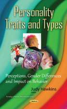 Personality Traits & Types: Perceptions, Gender Differences & Impact on Behavior