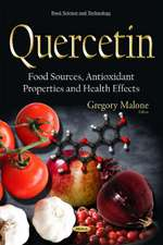 Quercetin: Food Sources, Antioxidant Properties & Health Effects