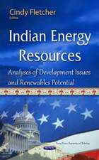 Indian Energy Resources: Analyses of Development Issues & Renewables Potential