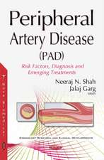 Peripheral Artery Disease (PAD): Risk Factors, Diagnosis & Emerging Treatments
