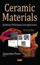 Ceramic Materials: Synthesis, Performance & Applications