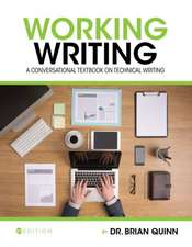 A Conversational Textbook on Technical Writing
