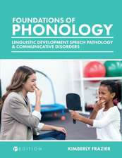 Foundations of Phonology