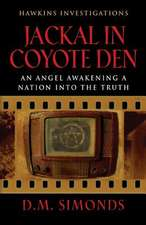 Hawkins Investigations - Jackal in Coyote Den