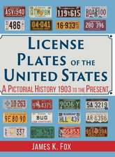 License Plates of the United States