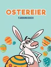 Ostereier Färbung Buch