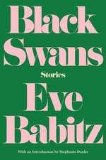 Black Swans: Stories