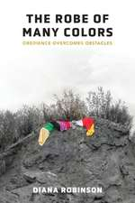 The Robe of Many Colors: Obedience Overcomes Obstacles