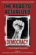 Road to Actualized Democracy