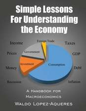 Simple Lessons for Understanding the Economy