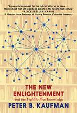 The New Enlightenment And The Fight To Free Knowledge