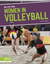 Women in Volleyball
