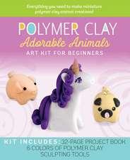 Polymer Clay Art Kit: Animals
