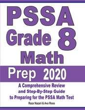 PSSA Grade 8 Math Prep 2020