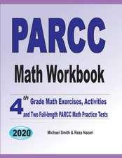 PARCC Math Workbook