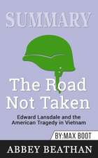 Summary of The Road Not Taken
