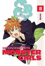 Interviews with Monster Girls 8