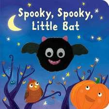 Spooky, Spooky Little Bat