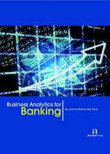 Business Analytics for Banking