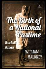The Birth of a National Pastime