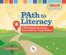 Path to Literacy: A Phonological Awareness Intervention for Young Children