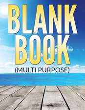 Blank Book (Multi Purpose)